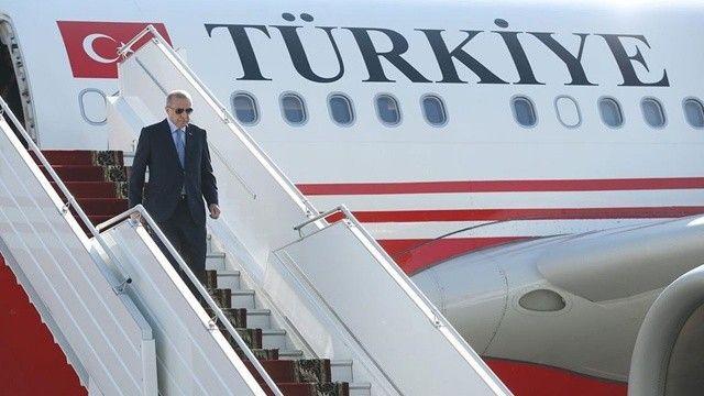 Erdoğan'ın yarınki durağı ABD