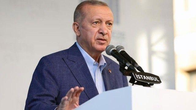 Erdoğan: Kimsenin sahipsiz hissetmeyeceği bir sistem kurduk