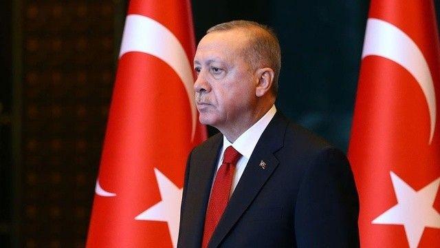 Erdoğan, Mali Geçiş Dönemi Devlet Başkanı ile görüştü