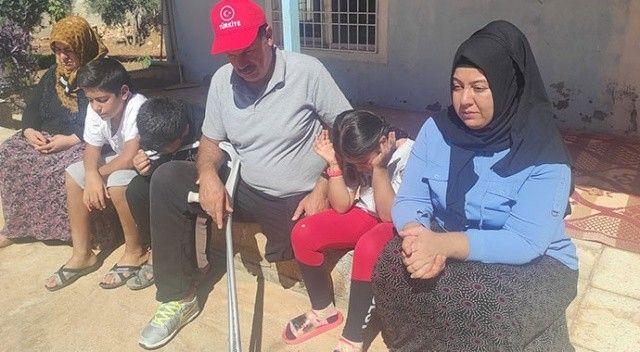Eski eşi tartışma çıkardı: Engelli babasını darp etti