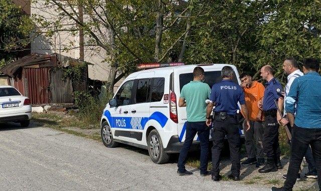 Evine gittiği husumetlisine kurşun yağdırdı: 2 yaralı