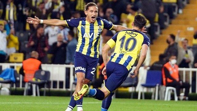 Fenerbahçe, GZT Giresunspor'u 2-1 yendi