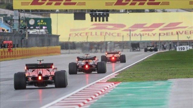 Formula 1'de heyecan Rusya'da devam ediyor
