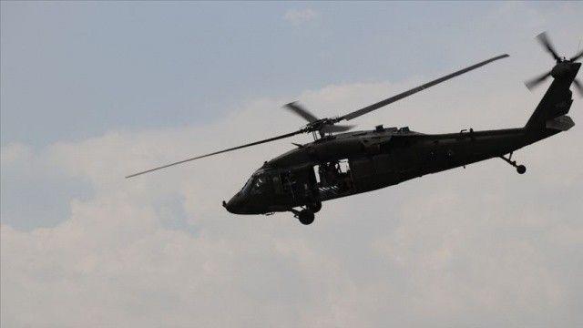 Fransa'da helikopter düştü: 1 ölü