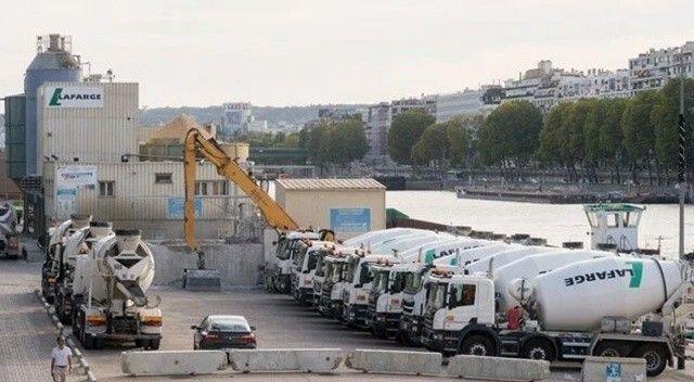 Fransız çimento şirketi Lafarge'ın DEAŞ'e ödeme yaptığına ilişkin belgeler ortaya çıktı