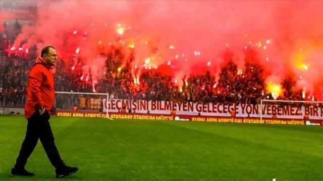Galatasaray'dan Terim'e doğum günü kutlaması