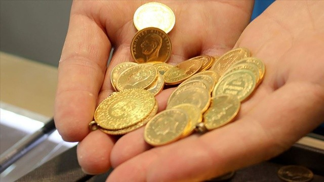 Gram altın 486 lira oldu