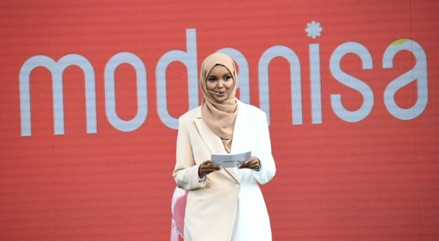 Halima Aden'den global çağrı