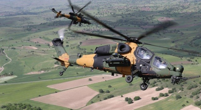 Helikopterde hedef tam yerlilik