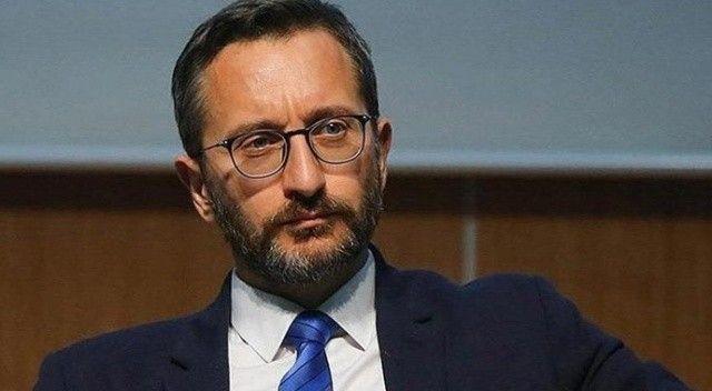 İletişim Başkanı Altun: Ülkemiz her zaman dost ve kardeş ülkelerinin yanında olmaya devam edecektir