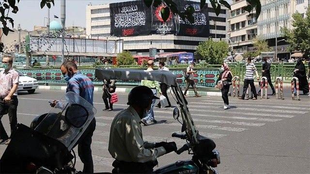 İran'da Covid-19'dan ölenlerin sayısı 110 bini geçti