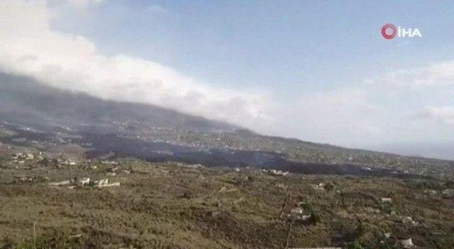 İspanya'daki yanardağ felaketinde bilanço artıyor: 400 ev yok oldu