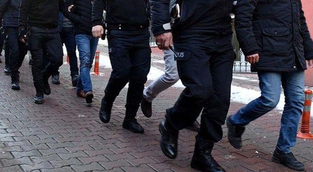 İstanbul'da FETÖ operasyonu: 6 polise gözaltı