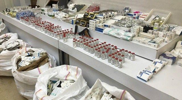 İstanbul'da sahte ilaç operasyonu: Covid-19 için de var!