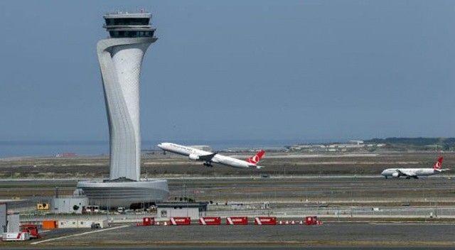 İstanbul Havalimanı 100 milyonu aşkın yolcuyu ağırladı