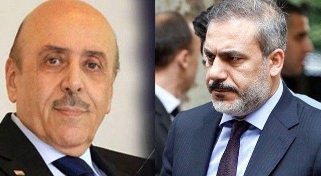İstihbarat başkanları Bağdat'ta görüşecek