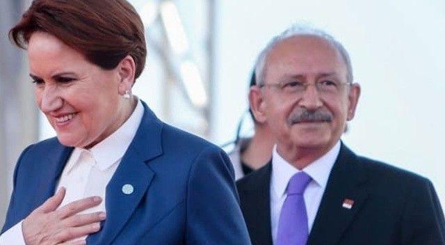 İYİ Parti'den Kılıçdaroğlu'na tepki:Ortakların 'sormadan konuşuyor' kavgası