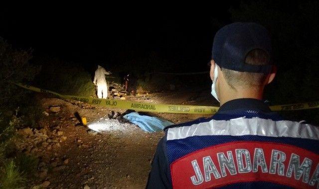 İzmir'de ormanlık alanda ceset bulundu