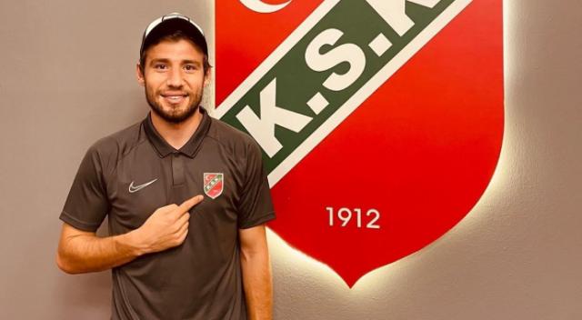 Karşıyaka Yusuf Balcıoğlu'nu transfer etti