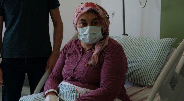 Koronaya yakalanan 7 aylık hamile kadın: Pişmanım, keşke aşı olsaydım