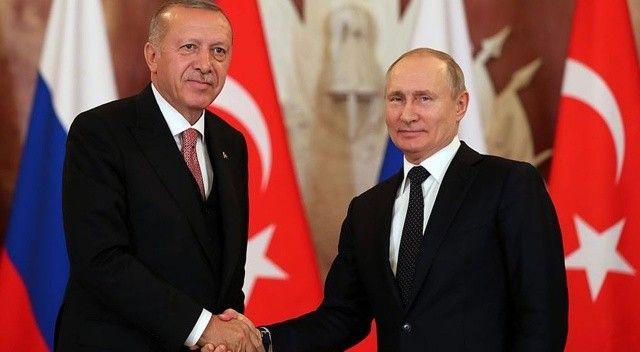 Kremlin açıkladı: Erdoğan'ın Rusya ziyareti için hazırlık yapılıyor