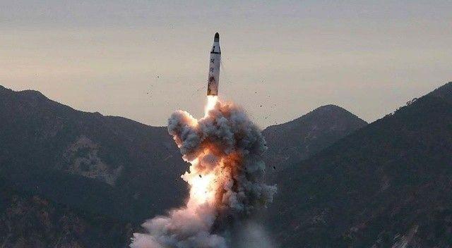 Kuzey Kore yine balistik füze denedi
