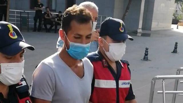 Manavgat'ta ormanı yakarken yakalanan adam tutuklandı