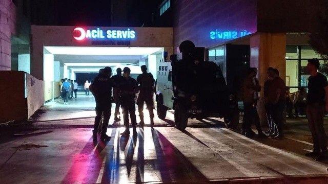 Mardin'de çatışma! Bir özel harekat polisi vuruldu