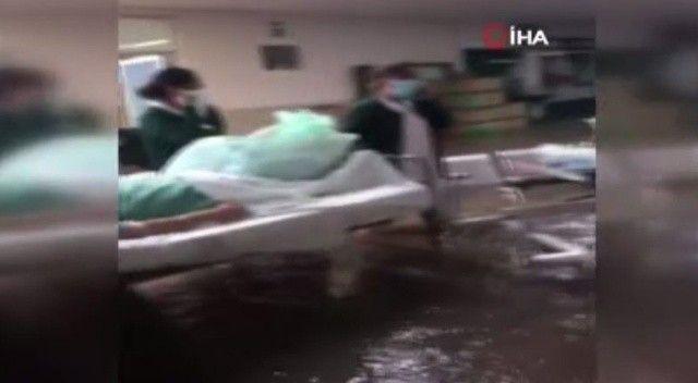 Meksika'da hastaneyi su bastı: 10 ölü