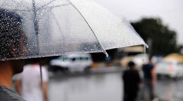 Meteoroloji'den kuvvetli yağış uyarısı (15 Eylül 2021 hava durumu)
