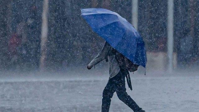 Meteoroloji'den 4 bölge için uyarı: Yoğun sağanak geliyor!