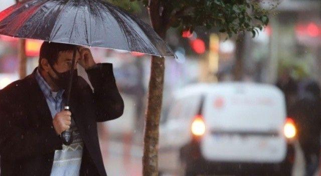 Meteoroloji uyardı: Kuvvetli yağış bekleniyor