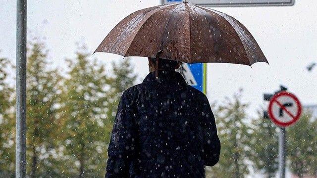 Meteorolojiden 3 bölge ve 3 il için şiddetli sağanak uyarısı