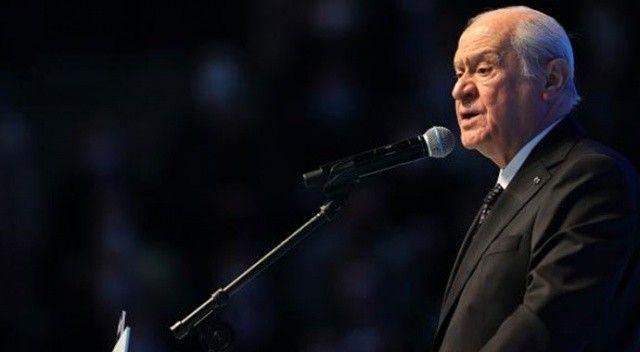 """MHP Genel Başkanı Bahçeli: """"Gaziliğin oranı, yüzdesi olmamalıdır."""""""