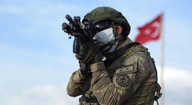 MSB duyurdu: 4 PKK/YPG'li terörist etkisiz hale getirildi