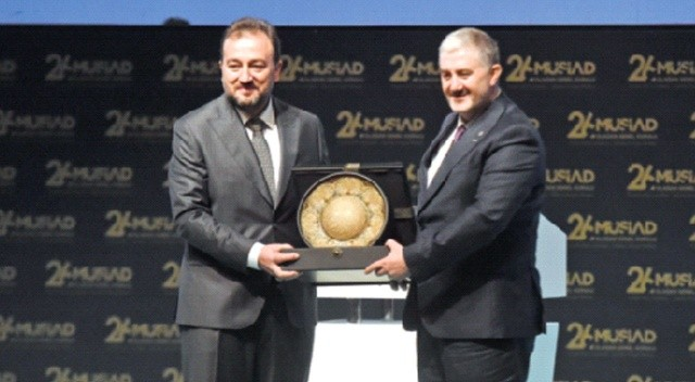 MÜSİAD'ın yeni genel başkanı Mahmut Asmalı