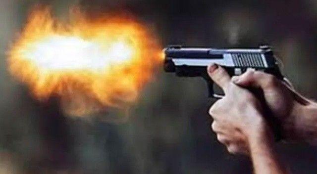Namaz çıkışı cami avlusunda silahlı saldırı: 1 ölü