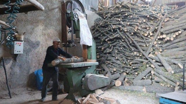Odun fiyatlarına yüzde 50 zam