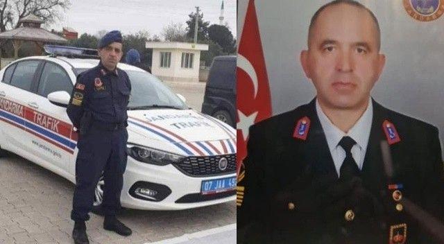 Oğlunu üniversiteye kaydetmeye giderken kaza yapan uzman çavuş Konya'da toprağa verildi