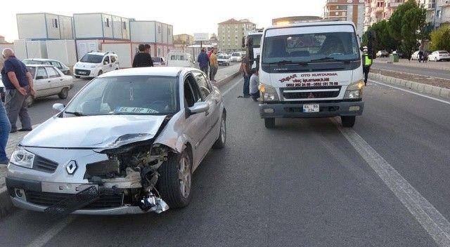 Otomobil takla attı: Yaralılar var