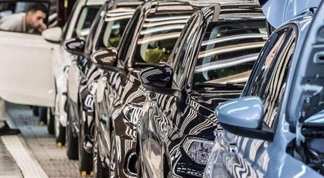 Otomotiv pazarı ilk sekiz ayda yüzde 26 büyüdü