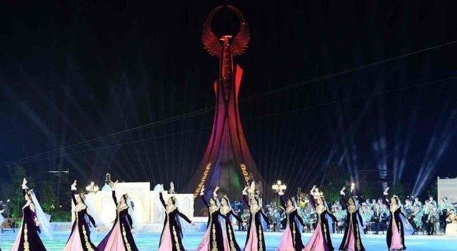 Özbekistan'a bağımsızlık hediyemiz