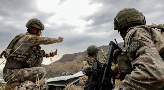 PKK'ya ağır darbe! Barış Pınarı bölgesinde 7 terörist etkisiz hale getirildi