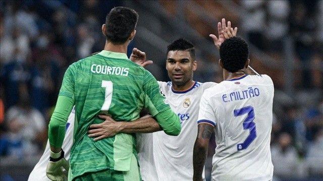 Real Madrid, Mallorca'yı 6-1 mağlup etti