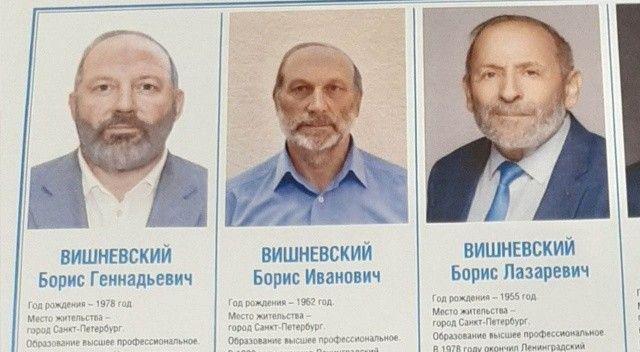 Rusya'da oy pusulasını gören seçmenler şok yaşadı: 3'ü de aynı