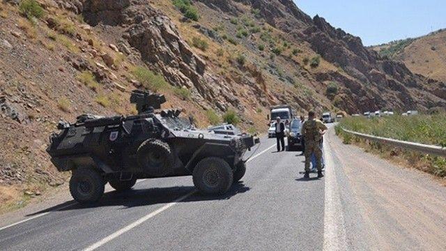 Şemdinli'de bazı bölgelere giriş yasaklandı