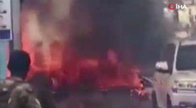Somali'de bomba yüklü araçla saldırı: Ölü ve yaralılar var