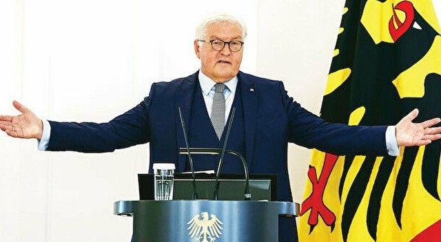 Steinmeier: Türksüz bir Almanya düşünülemez