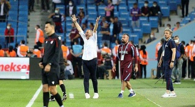Trabzonspor Abdullah Avcı ile geri dönüşlere alıştı