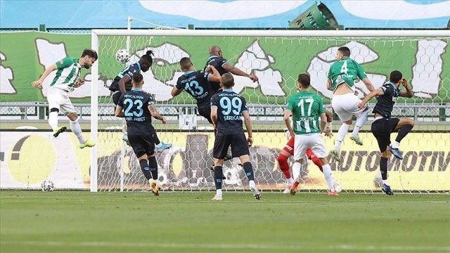 Trabzonspor liderlik için Konya deplasmanında